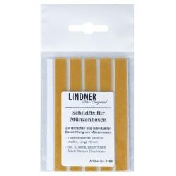 Lindner ref 2188 coin box labels (Shildfix)
