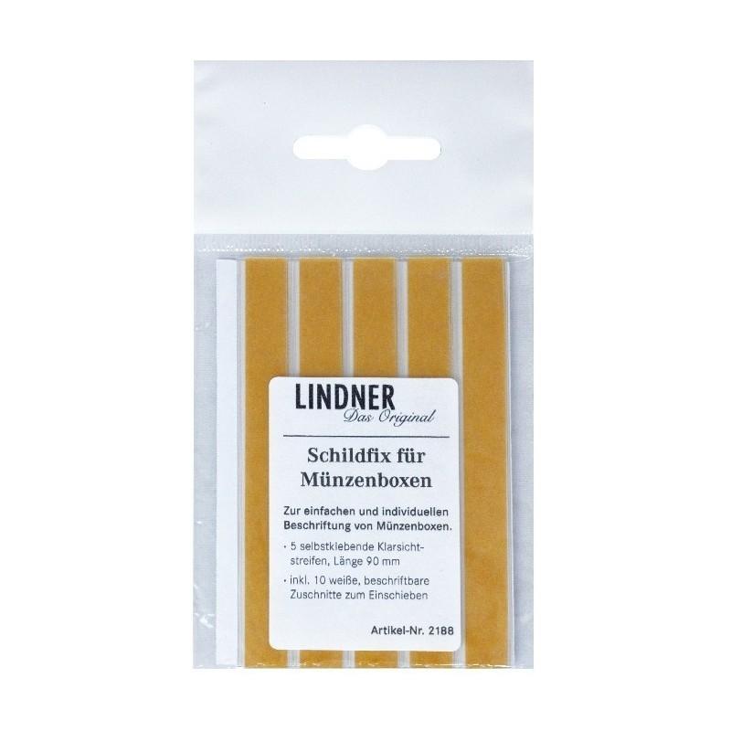 Lindner ref 2188 labels shildfix