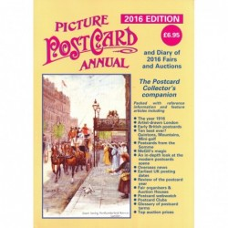 Postcards - Picture Postcard Annual - 2016 edition