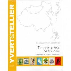 FAR (Extreme) EAST - Yvert et Tellier 2015