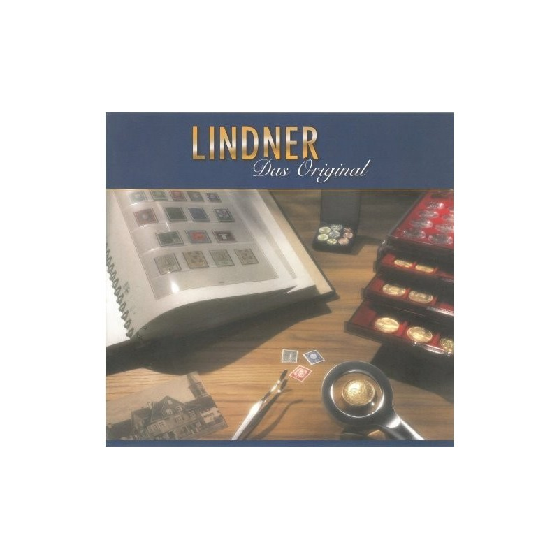 Lindner T Country album supplement 2015 - Great Britain Booklets