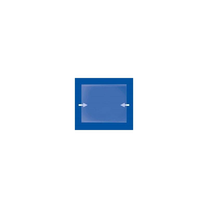 130x85mm stamp mount Standard clear back blocks 10 per pack