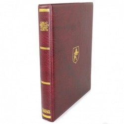 Stanley Gibbons One Country binder - empty - choice of styles
