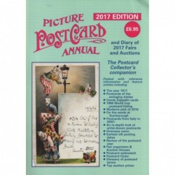 Postcards - Picture Postcard Annual - 2017 edition