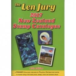 NEW ZEALAND - Len Jury New Zealand 2017