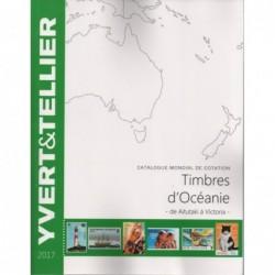 OCEANIA - Yvert et Tellier 2017