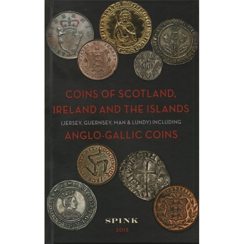 COINS of Scotland Ireland and the Islands - Spink