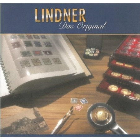 Lindner T Country album supplement 2016 - Great Britain Booklets