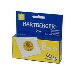 Hartberger Coin Holders Non Adhesive