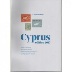 CYPRUS - Karamitsos 2017 edition