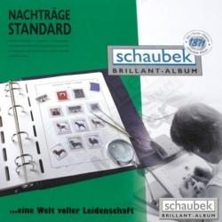 Schaubek 2016 supplement - Great Britain Standard
