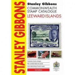 Leeward Islands Stanley Gibbons Stamp Catalogue 2017 ed