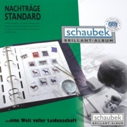 Schaubek 2016 supplement - Germany Standard