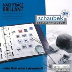Schaubek 2016 supplement - Austria Brilliant