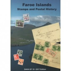 Faroe Islands Stamps & Postal History DAKA - Heijtz