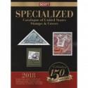 USA - Scott USA Specialised 2018 edition - softback