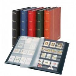 Lindner LUXUS stockbook 30 black pages 60 sides