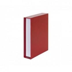 Lindner LUXUS slipcase for 30 page 60 side stockbooks