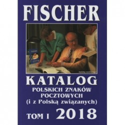 POLAND - Fischer Poland Vol 1 - Stamps, Postage Dues, Officials 2018 edition