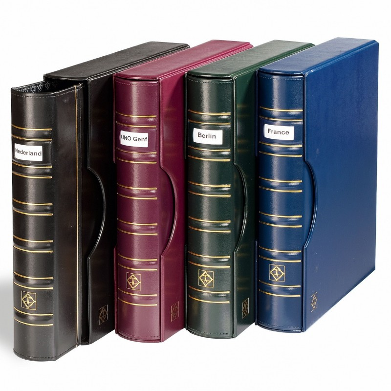 Lighthouse Grande Classic Signum ring binder & slipcase set