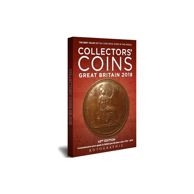 COINS - Collectors Coins of Great Britain Pre-Decimal 2018