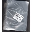 Polyprotec Clear Wallets - 3 sizes packs of 100