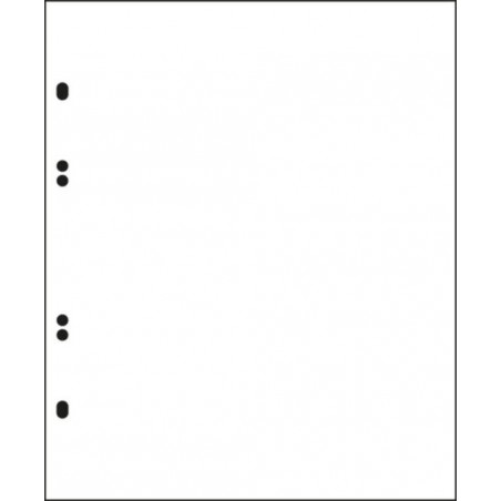 Lindner Multi Collect interleaves - clear plastothen - pack of 20