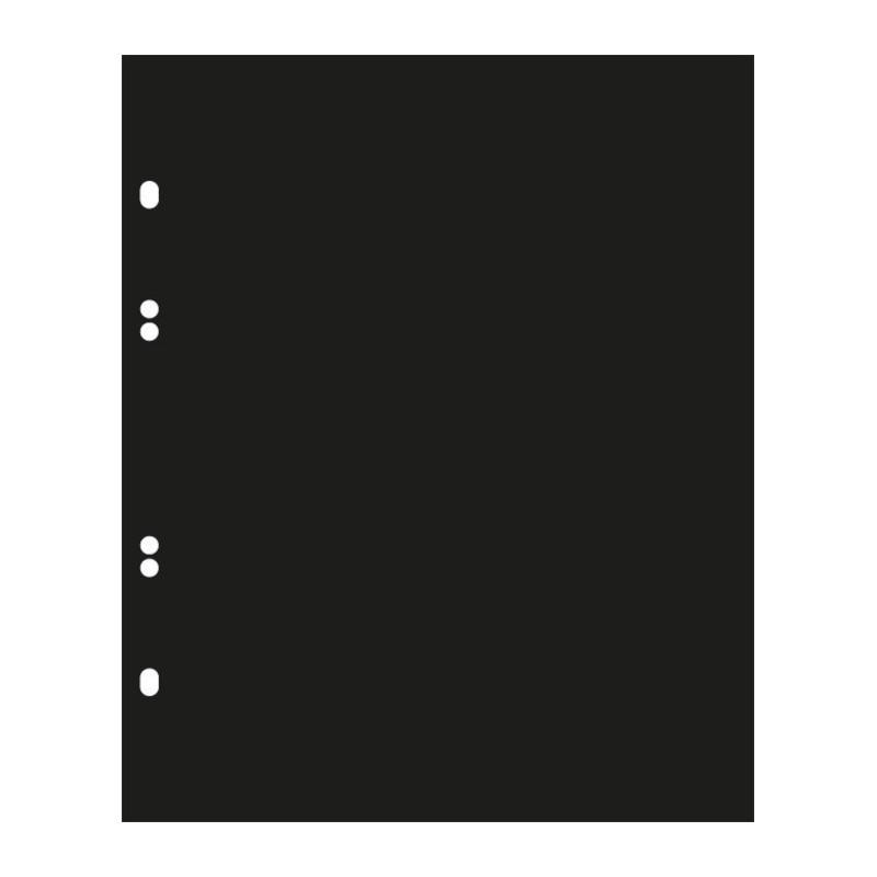 Lindner Multi Collect interleaves - black - pack of 10