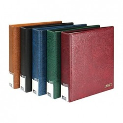 Lindner Publica L ringbinder and optional slipcase