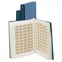 Lindner Mint Sheet Albums with optional slipcase - choice of sizes