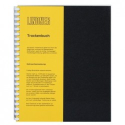 Lindner Stamp Drying Books - with or without laminate interleaves - various sizes