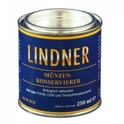 Lindner Coin Cleaner - for all coins - 250ml