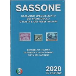 ITALY - Sassone Italy...