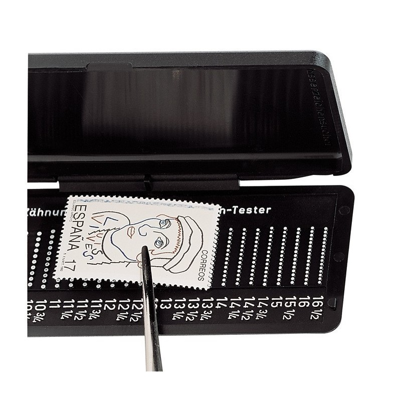 Lindner Phila-combi box perforation gauge