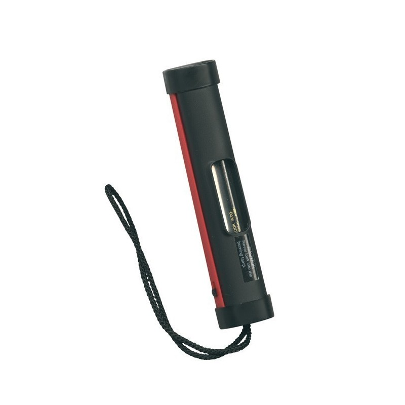 Lindner battery powered short wave Ultra Violet UV test lamp