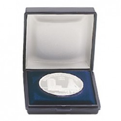 Lindner Small coin case - for single coin up to 41mm