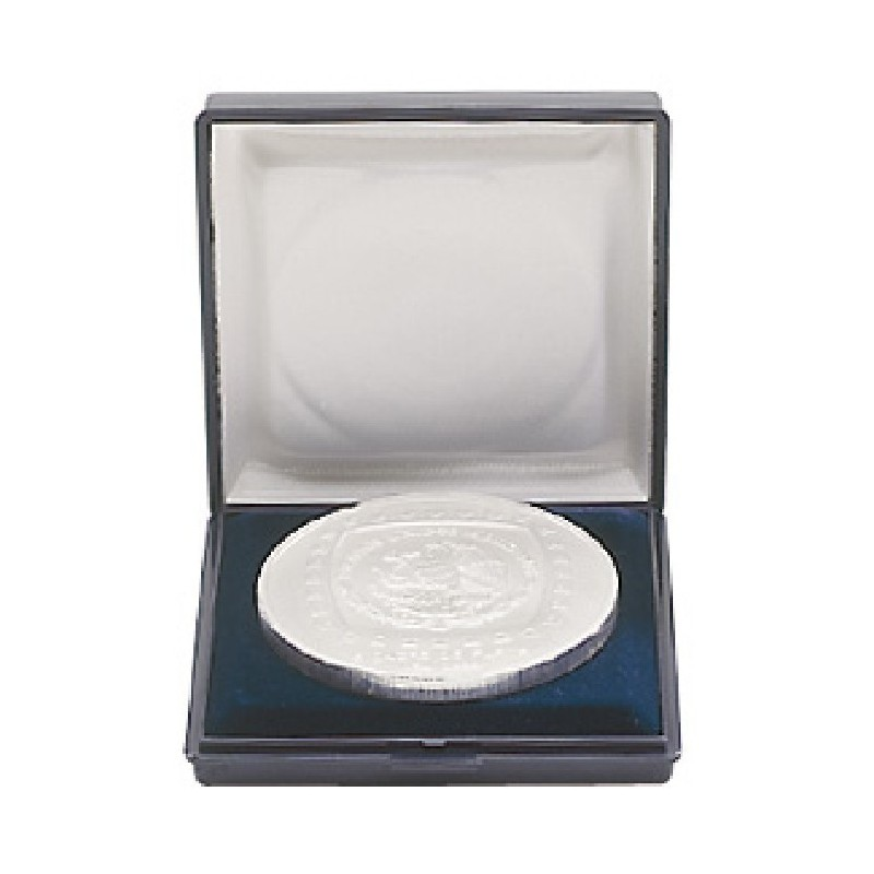 Lindner Large coin case - for single coin up to 60mm