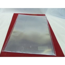 Schaubek exhibition protector sheets for A4 sheets 10 sheets per pack