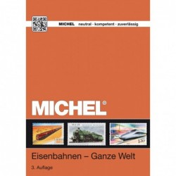 Michel Thematic catalogue - Trains & Railways whole world 2014/15
