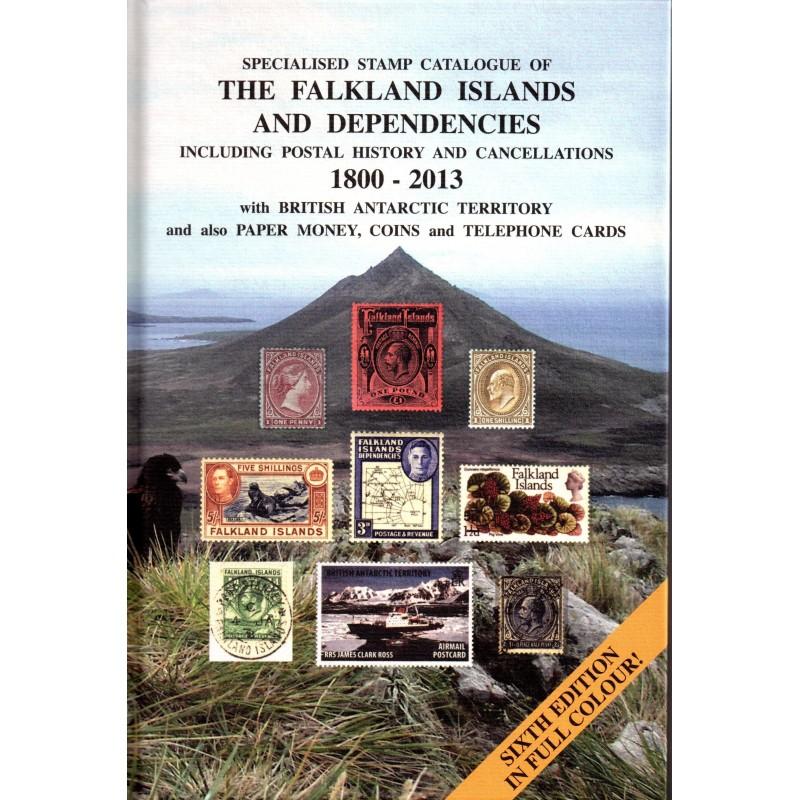 Falkland Islands & Dependencies Specialised 1800-2013 - Heijtz
