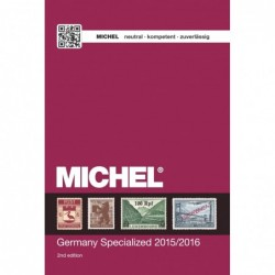Michel Germany upto 1945 Specialised English language 2015 volume 2