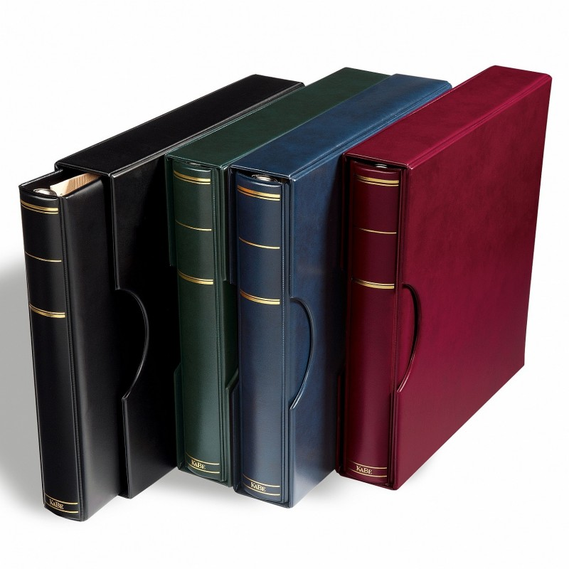 KABE APOLLO – Ringbinder binder & slipcase