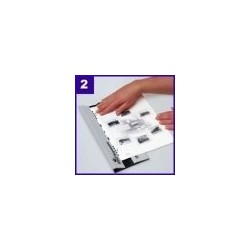Prinz Compage - strip mounter - for affixing Compage strips and pages