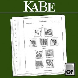 Kabe Country album supplement 2016 - Great Britain