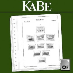 Kabe Country album supplement 2016 - Faroes