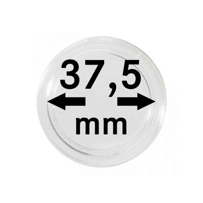 Lindner Coin Capsules 37.5mm internal