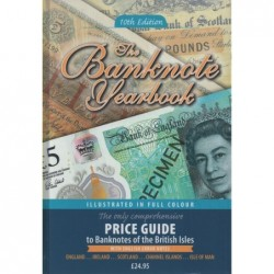 BANKNOTES - Banknote Year Book 2017