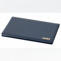 Lindner pocket album for banknotes