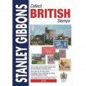 GREAT BRITAIN - Stanley Gibbons Collect British Stamps 2018 ed