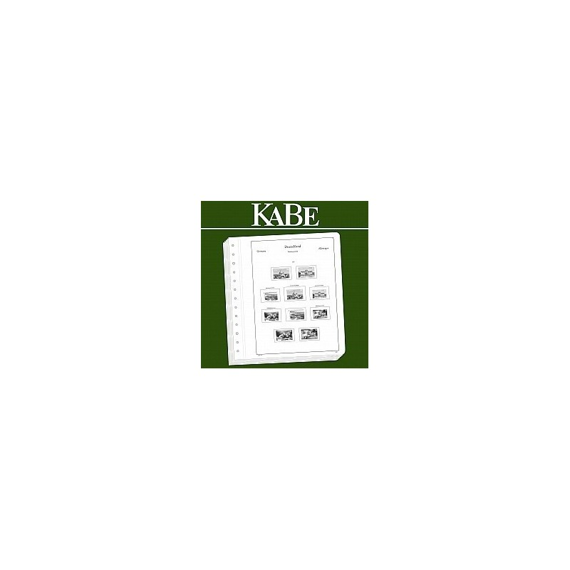 KABE 2017 album supplement LUXURY OFN11JU/17 Switzeland JU
